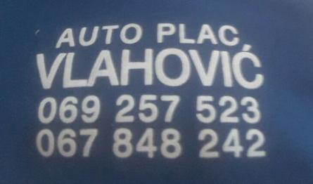 Auto Plac Vlahovic